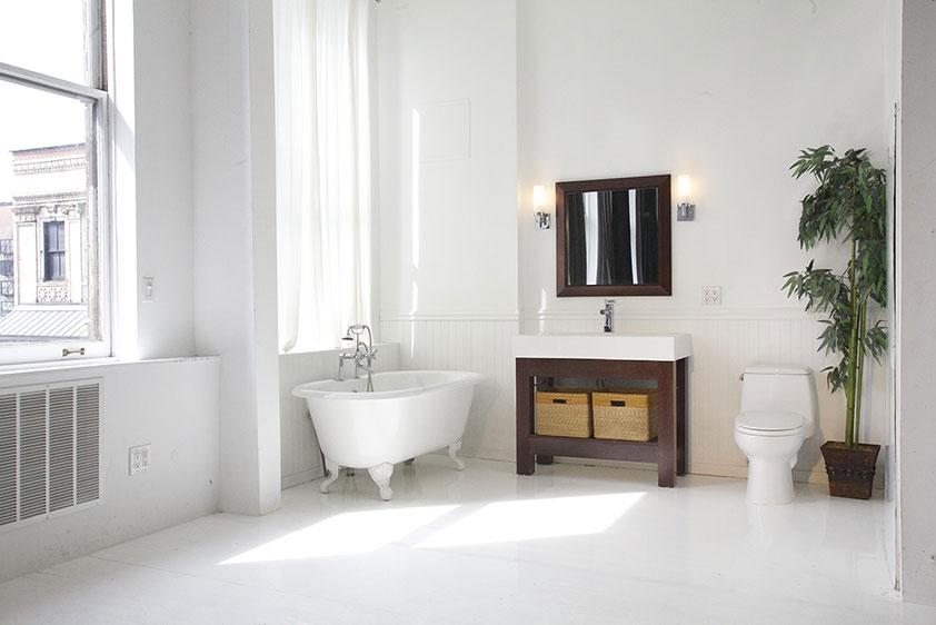 Genial Shoot In Bathroom Studio NYC. U201c