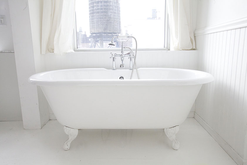 Shoot In Bathroom Studio NYC. U201c