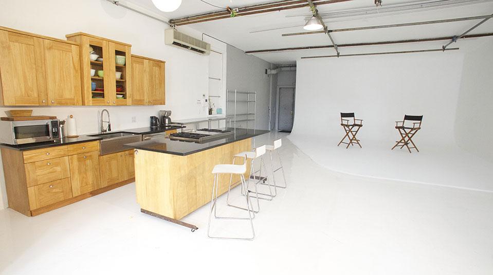 Shoot In Kitchen Studio NYC. U201c